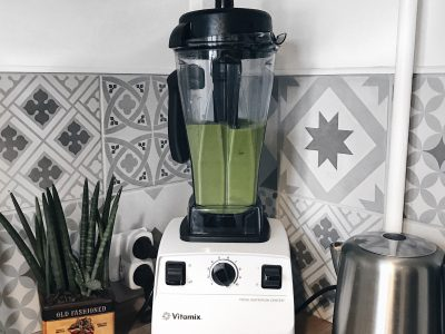 Green Smoothie vanille coco.